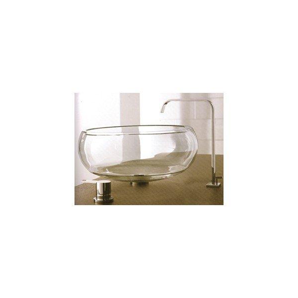 Glazen wasbak 115339 ontwerp inspiratie voor de badkamer en de kamer inrichting - Glazen kamer bad ...
