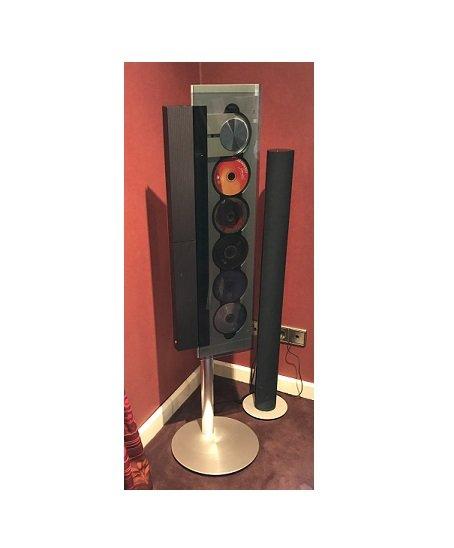 b o beosound 9000 en beolab 6000 speakers. Black Bedroom Furniture Sets. Home Design Ideas