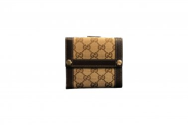 Gucci Charmy French Flap wallet