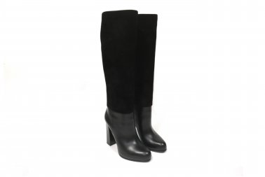 Dior Leather & Suede Boot (38,5)