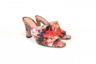 Gucci Flower Heels (37,5)