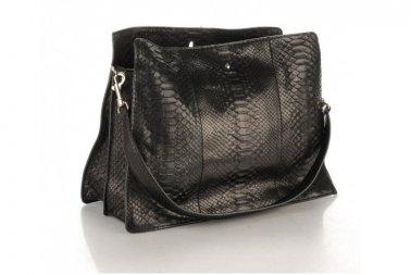 7bd6faab345 Céline Python Shoulder Bag