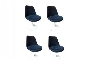 Knoll Tulip Saarinen Armless Chair (4 st.)