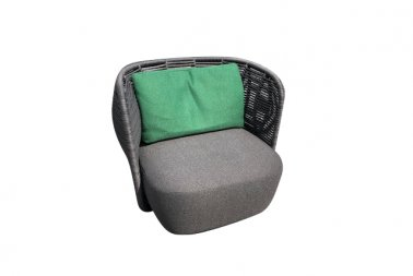 B&B Italia Bay outdoor small armchair