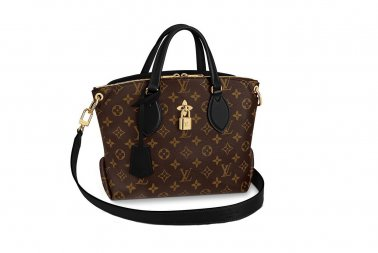Louis Vuitton Flower Zipped Tote MM