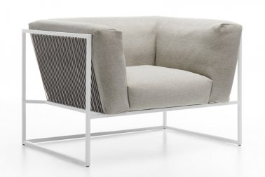 MDF Italia Arpa lounge chair