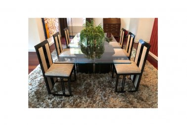 Giorgetti diningset