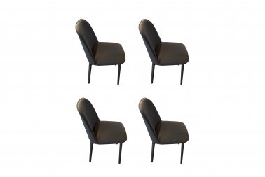 Vitra Softshell Side chair (4st.)